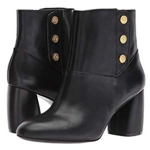 Nine West✨Kirtley Black Booties